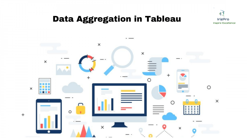 Data Aggregation in Tableau to enhance visualization procedure