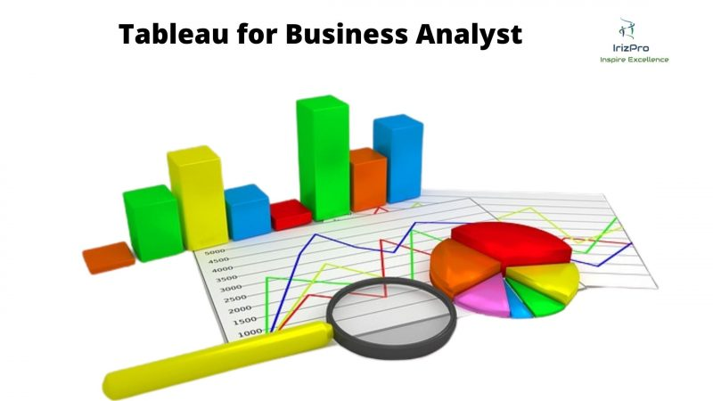 How to become a Business Analyst with Tableau